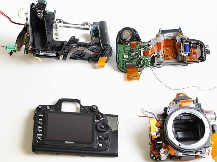 куда можно отдать в ремонт фотоаппарат стороне дело приписывали