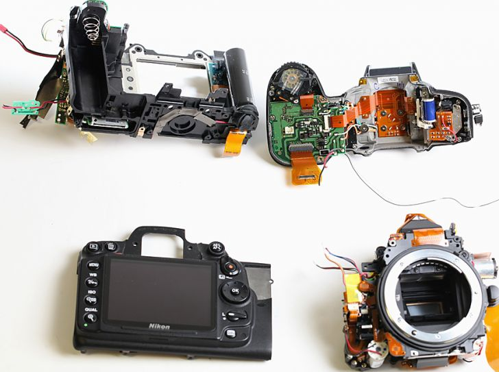 самоделки из цифрового фотоаппарата
